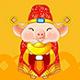 众鑫玩卡-创世猪宝