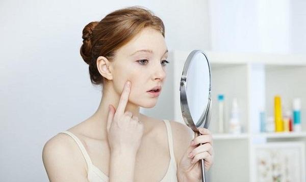 痘痘肌的化妆手法!