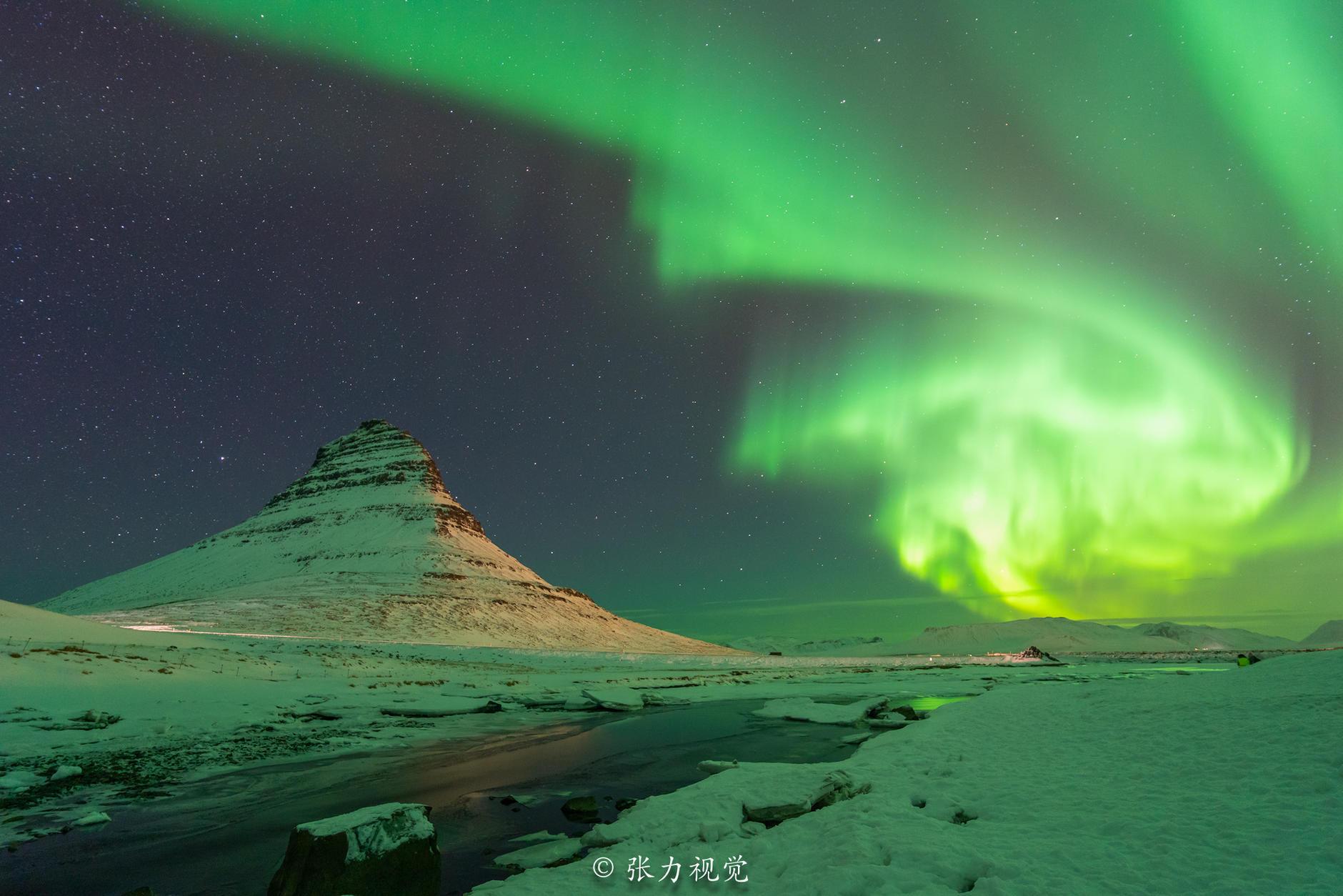 极光去哪里看?一起来冰岛邂逅浪漫极光吧!