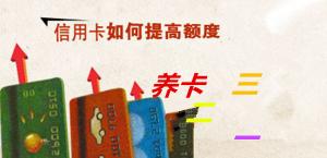 想要知道信用卡怎么养卡?快速养卡技巧看这里!