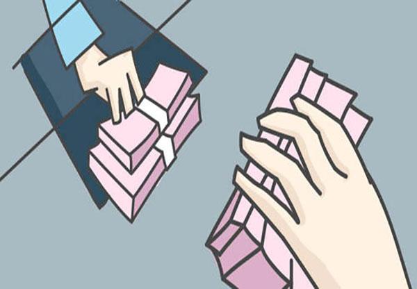贷款逾期真的会坐牢吗?不上征信的小贷,坐牢了!插图(1)